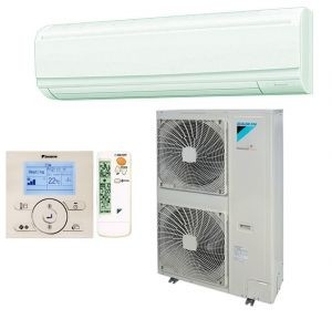 Потолочный кондиционер DAIKIN FHQ140C/RZQG140L7V/LY Seasonal Smart inverter